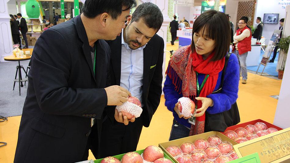 Gruventa aplaude que China abra su mercado al melocotón y a la ciruela española