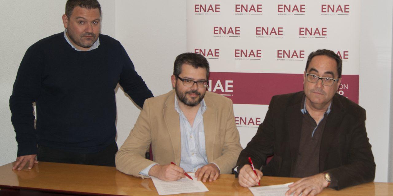 Los asistentes al Congreso Nacional podrán optar a una beca para el Máster en Agronegocios de ENAE