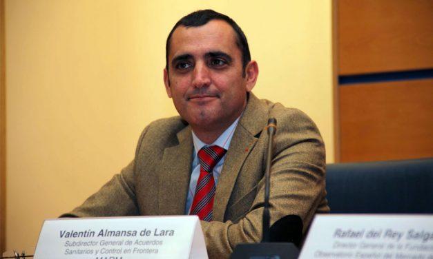 D. Valentín Almansa impartirá una ponencia magistral sobre la aplicación de los fitosanitarios en los frutales de hueso