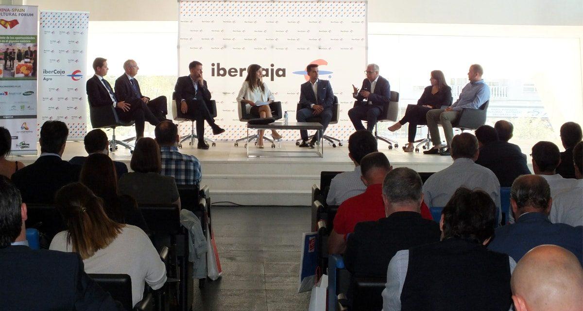 Más de un centenar de exportadores participan en los debates del I Foro Agrícola Hispano-Chino de Badajoz y Sevilla