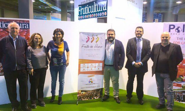 Revista de Fruticultura será media partner del III Congreso Nacional de Fruta de Hueso