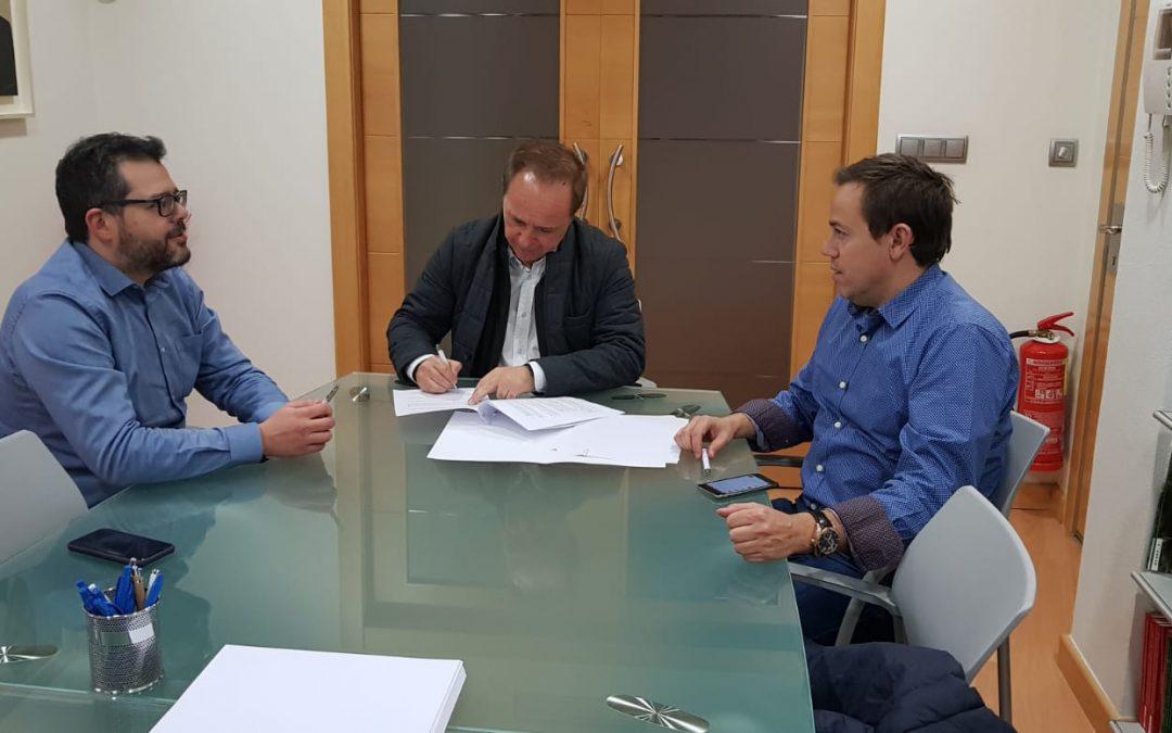 Agromarketing y el Colegio de Ingenieros Agrónomos de Murcia firman un convenio de colaboración en actividades relacionadas con el sector agrícola