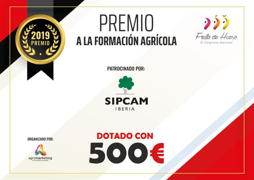 Sorteo Premio SIPCAM de 500 euros entre los asistentes al Congreso