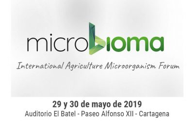 Próxima cita del sector agrícola: I Foro Intenacional Microbioma