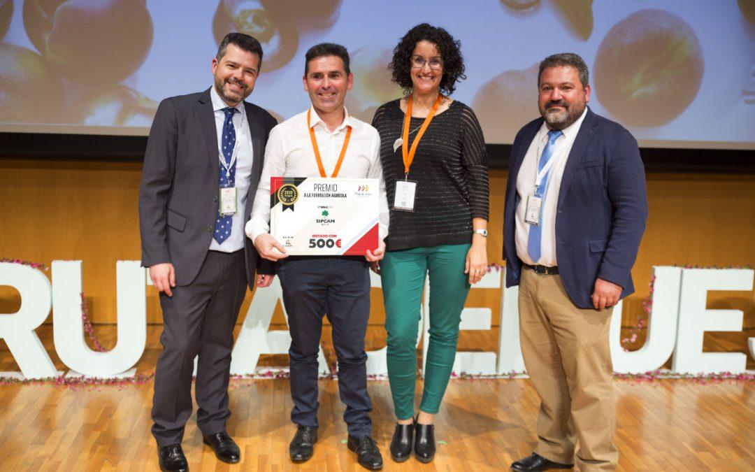 ¡¡Ganador del premio SIPCAM a la formación de 500 euros!!